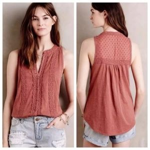 Anthropologie Meadow Rue Jenson Tank